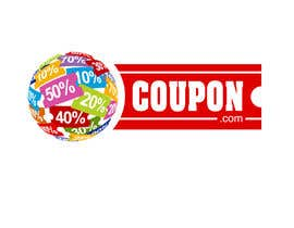 #212 dla Logo Design for For a Coupons website przez smarttaste