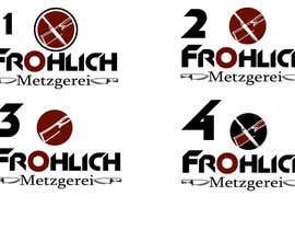 #50 untuk Professional logo for a butcher's shop - winner has chance of designing brochure, business cards, etc. oleh SAMEERLALA