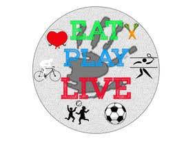 kaveh91 tarafından Design a Logo for EAT.PLAY.LIVE için no 17