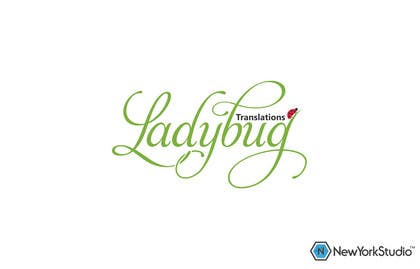 #54 untuk Ladybug Translations needs Logo, Business Card and Letterhead! oleh SergiuDorin
