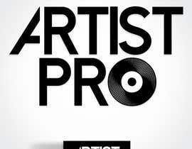 #64 untuk Diseñar un logotipo para Artist Pro oleh carlo5ndrespere2
