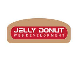 "#1 untuk Design a Logo for web development company called  ""Jelly Donut"" oleh katoubeaudoin"
