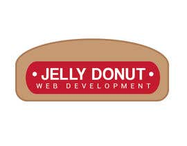 "#27 untuk Design a Logo for web development company called  ""Jelly Donut"" oleh katoubeaudoin"