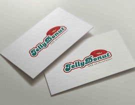"#72 untuk Design a Logo for web development company called  ""Jelly Donut"" oleh gustavosaffo"