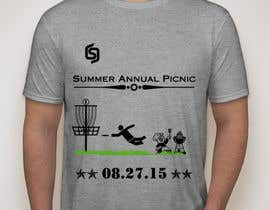 #18 for Design a T-Shirt for Company BBQ by KaimShaw