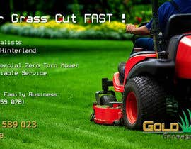 logexxpert tarafından Design an Advertisement for a Lawn Mowing Business için no 5