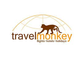 #297 cho Logo Design for travelmonkey bởi ganimed