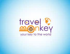 nº 281 pour Logo Design for travelmonkey par YLoveDesign