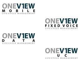 roedylioe tarafından Design a Logo for OneView - Telecoms Life Cycle Management Platform için no 211