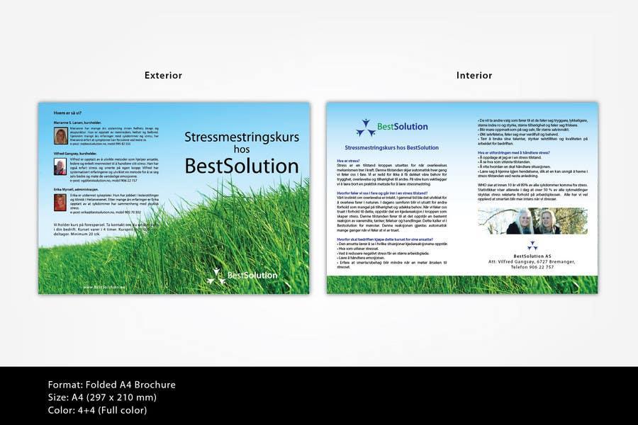 Inscrição nº                                         3                                      do Concurso para                                         Brochure Design for BestSoluton.no
