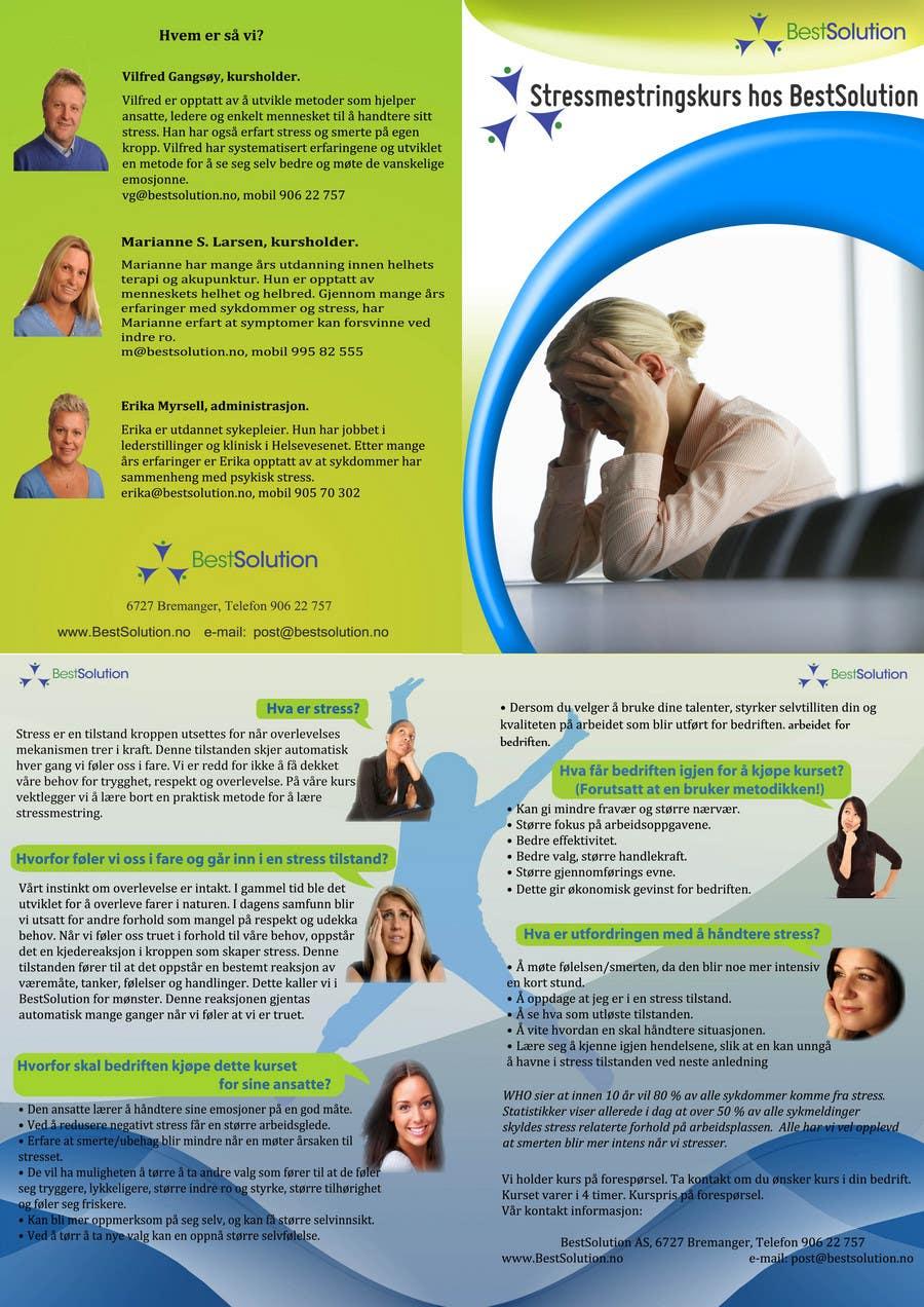 Inscrição nº                                         24                                      do Concurso para                                         Brochure Design for BestSoluton.no
