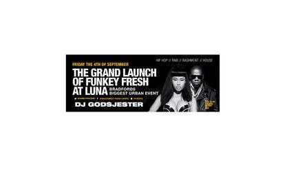 Nadasol tarafından Design a Banner for Funkey Fresh Events için no 8