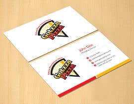 #10 untuk Design some Business Cards for Gotzza Pizza oleh dinesh0805