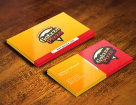mjarif tarafından Design some Business Cards for Gotzza Pizza için no 30