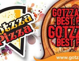 #44 untuk Design a Banner for GOTZZA PIZZA oleh shudiptobanarjee