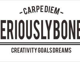 #4 untuk Design a Logo for Seriously Bones oleh roverhate