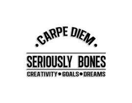 #41 untuk Design a Logo for Seriously Bones oleh RenegadeCT