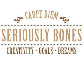 JacoG tarafından Design a Logo for Seriously Bones için no 10