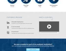 #13 untuk Design a Stunning Website PSD oleh Creativityends