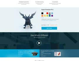 #25 untuk Design a Stunning Website PSD oleh Comphics
