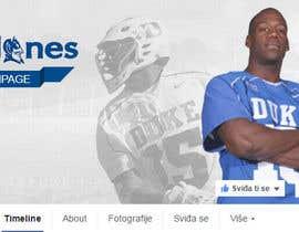 #2 untuk Myles Jones fanpage oleh Atletikos