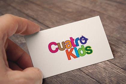#27 untuk Design a Logo for Kids Brand oleh silverhand00099
