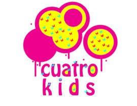 #43 untuk Design a Logo for Kids Brand oleh andjelkons