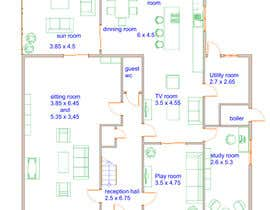 #12 untuk Back of House extension oleh asviridenko92