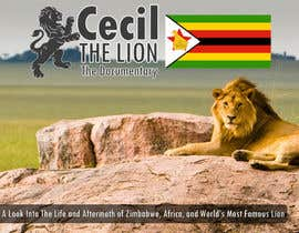 #8 untuk Design a Logo for Cecil the Lion - The Documentary oleh chandansharma29