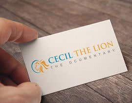#17 untuk Design a Logo for Cecil the Lion - The Documentary oleh ziarahmanZR