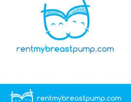 "#11 untuk Design a Logo for my web company called ""rentmybreastpump.com"" oleh deditrihermanto"