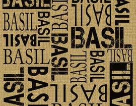 #38 untuk Design of hessian material over print oleh PigsOnSugar