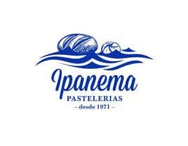 #36 for logo design for traditional bakery IPANEMA by Moodpecker