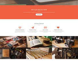 IssamEleyan tarafından Design a Website Mockup  Aggregated ecommerce site için no 2