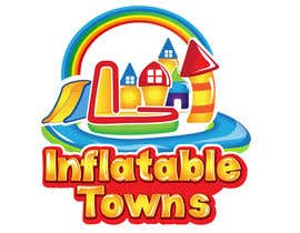 pratikshakawle17 tarafından Develop a Corporate Identity for Inflatable Town için no 65