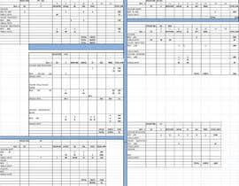 raviojha86 tarafından Fill in a Spreadsheet with Data for Stock List NEEDED IN 6-12 HOURS için no 20
