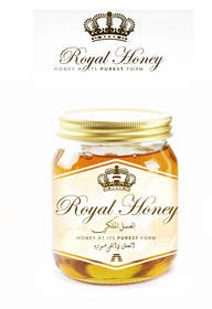 RainMQ tarafından Packaging design for Royal Honey için no 18