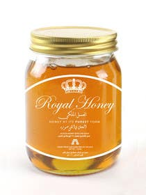 RainMQ tarafından Packaging design for Royal Honey için no 26
