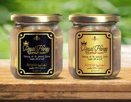 Med7008 tarafından Packaging design for Royal Honey için no 11