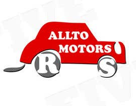 #71 for Design a Logo for ALLTOMOTORS af five55555