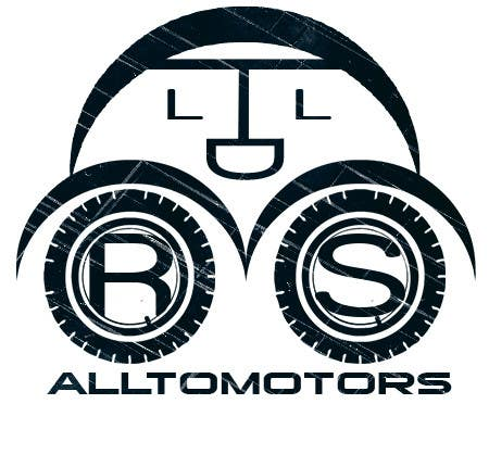 #36 for Design a Logo for ALLTOMOTORS by silverXblood