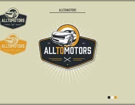 nº 53 pour Design a Logo for ALLTOMOTORS par roman230005