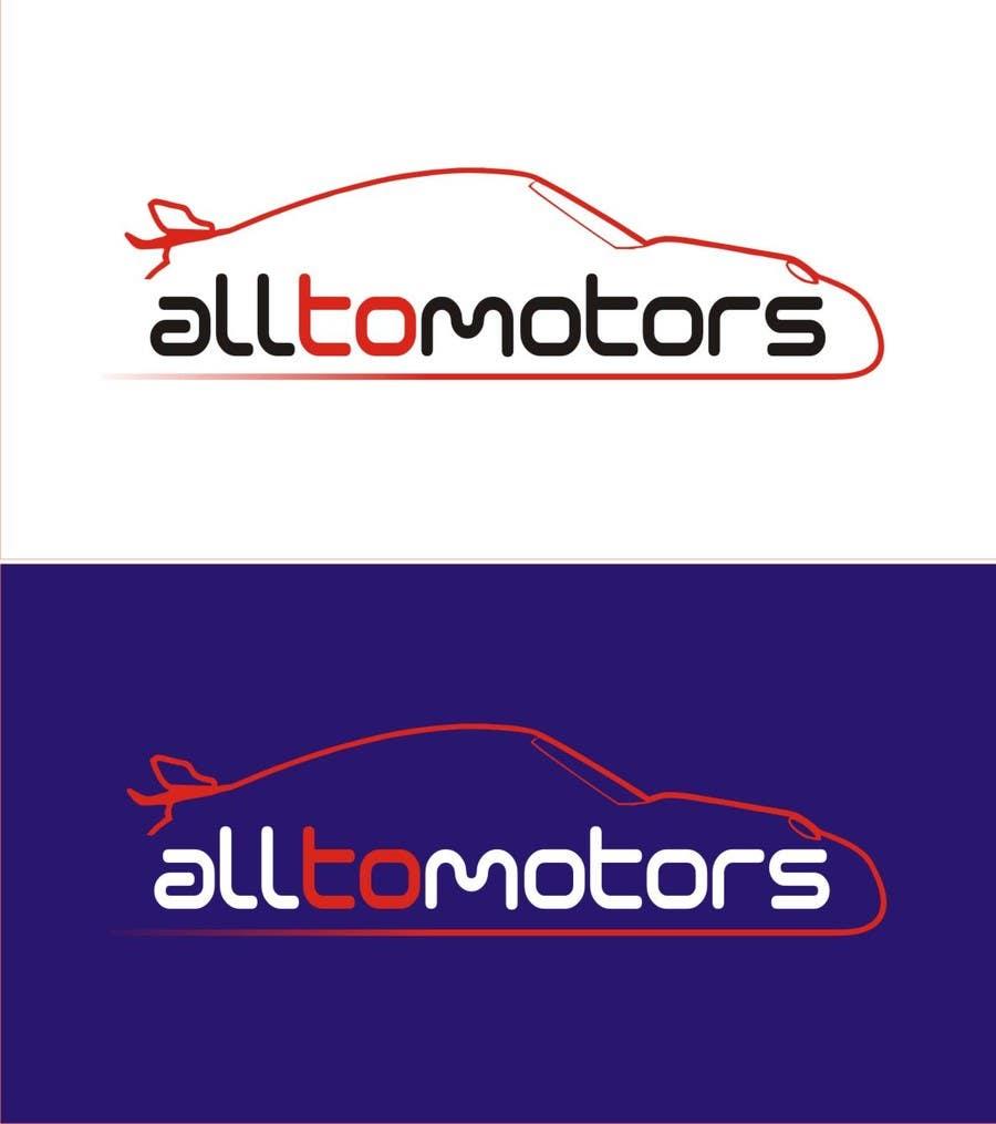 #39 for Design a Logo for ALLTOMOTORS by agness1310