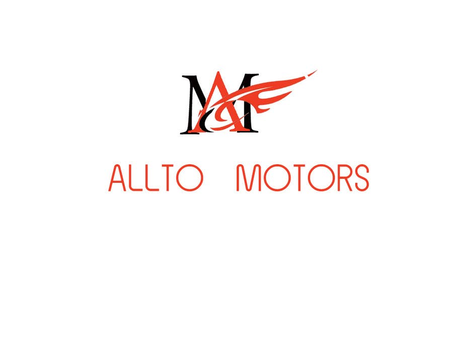#44 for Design a Logo for ALLTOMOTORS by champion156