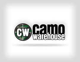 #36 untuk Design a Logo for Camo Warehouse oleh RenegadeCT