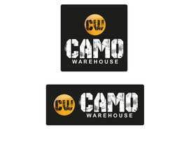 #56 untuk Design a Logo for Camo Warehouse oleh rananyo