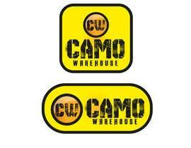 #63 untuk Design a Logo for Camo Warehouse oleh rananyo
