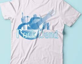 #48 untuk Design a T-Shirt for  Rock Bands and other Popular Music oleh ratnakar2014