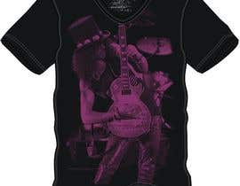 #23 untuk Design a T-Shirt for  Rock Bands and other Popular Music oleh javierlizarbe