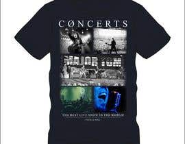 #25 untuk Design a T-Shirt for  Rock Bands and other Popular Music oleh javierlizarbe